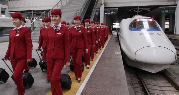 初中毕业可以上高铁乘务吗
