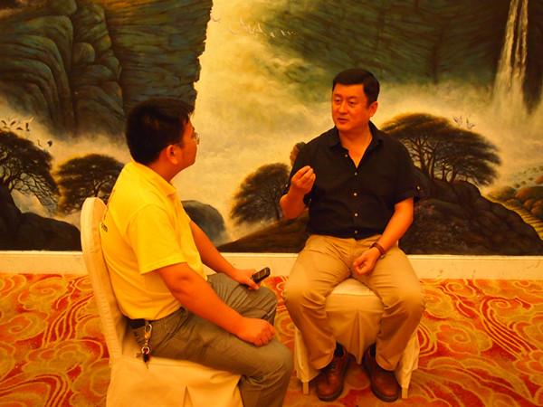 九江网高级顾问--泰国正大集团副总裁:李闻海 接受采访