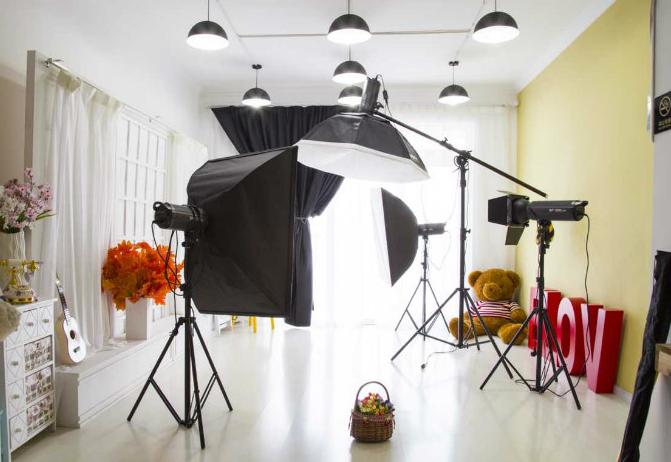 重庆杨家坪儿童亲子摄影工作室