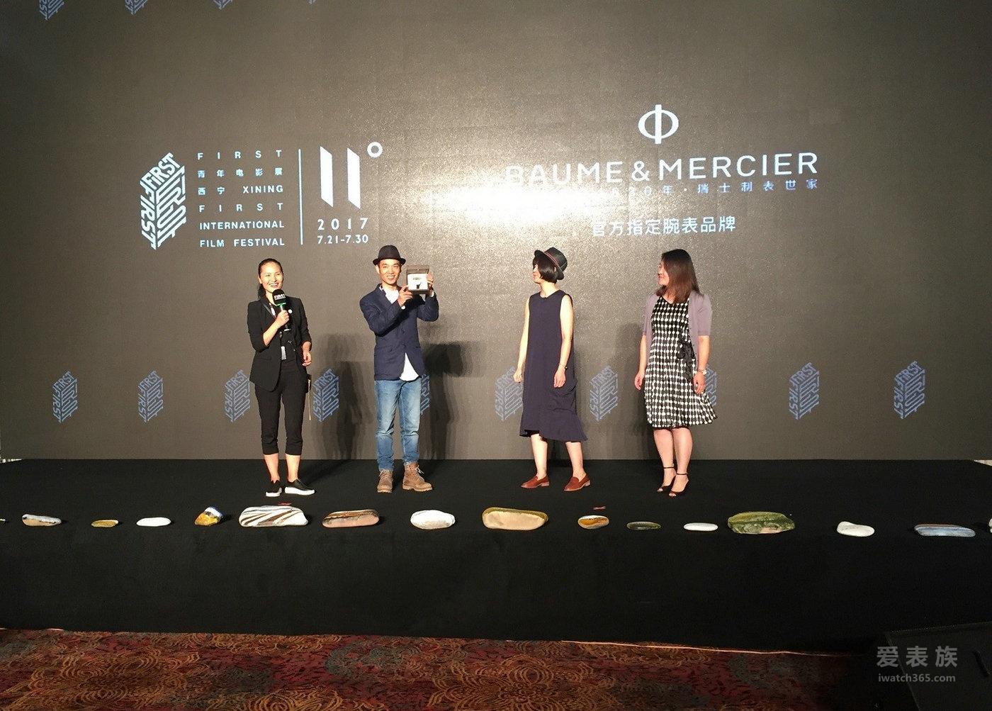当代名士陈坤助力青年电影事业 山下纪录片实验室资助纪录片展映