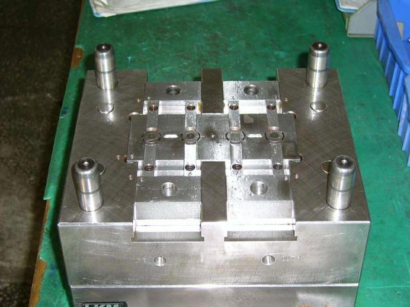 注塑制造模具的五個流程