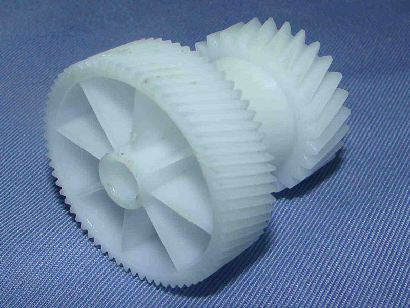 塑料成型加工