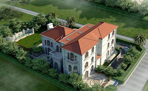 厦门别墅设计