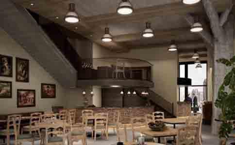 厦门咖啡厅设计