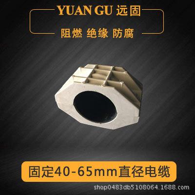 重庆三芯电缆夹具/YGH电缆夹具厂家示例图1