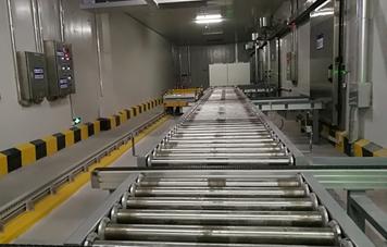 天津眾品自動化立體冷庫內景圖2