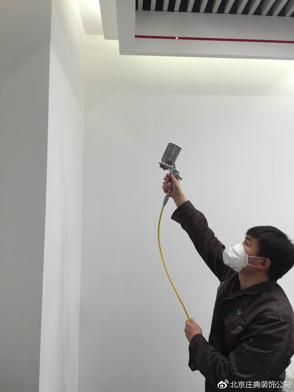 Canon佳能办公室--4(施工作业中1)