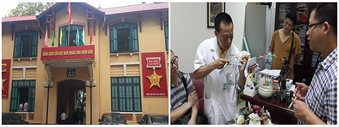 爱科凯能亮相越南2014泌尿外科学会