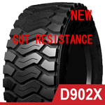 D902X with the capacity of rock cut resistance