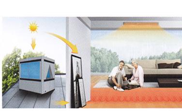 空气源热泵技术