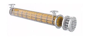 高效壳管换热器