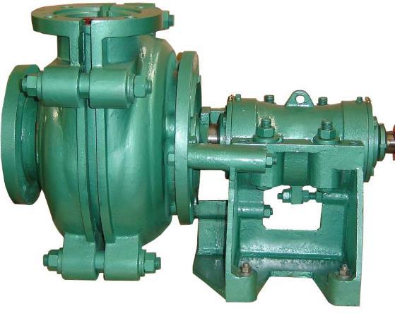 渣漿泵的原理與使用條件