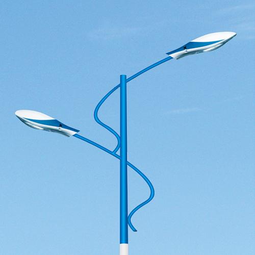 道路照明4 LED双臂路灯 TZT-8501.jpg