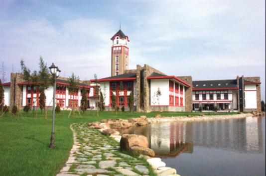 都江堰技师学院