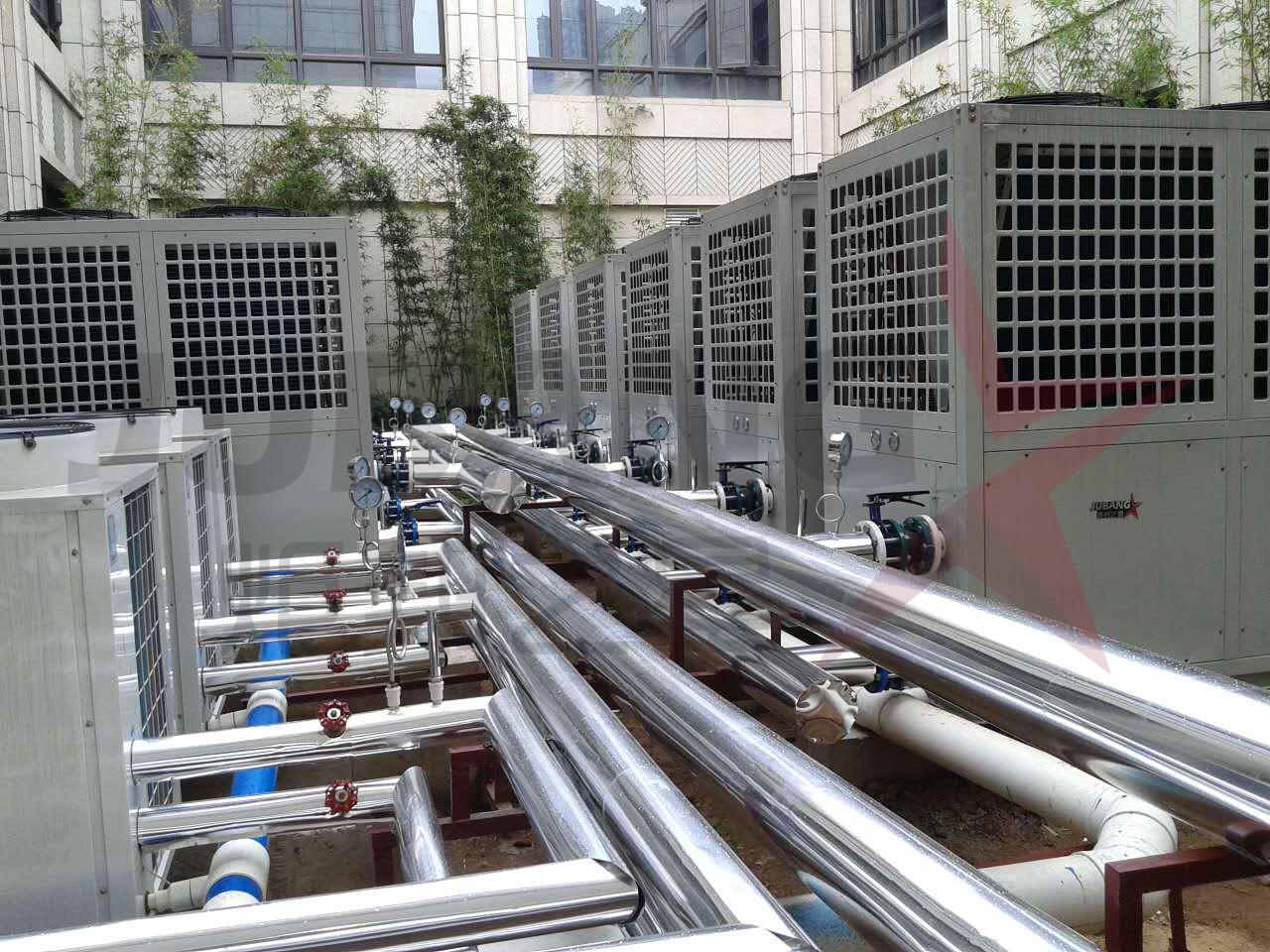 山西超低温空气源热泵采暖工程