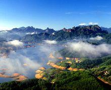 武夷山红茶产地