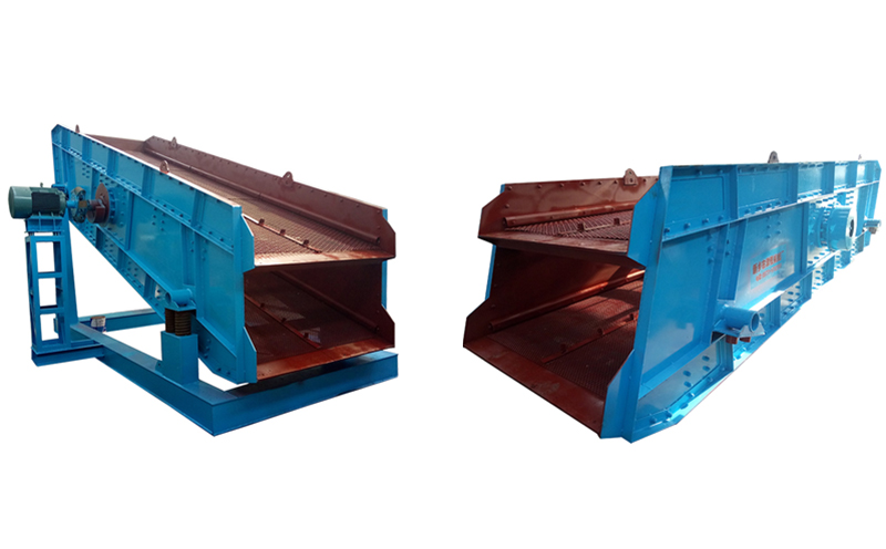 矿山设备振动筛图