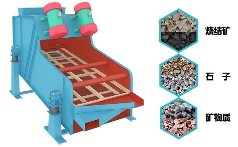 矿石振动筛型号