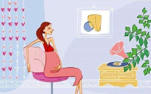 孕妇注意辐射