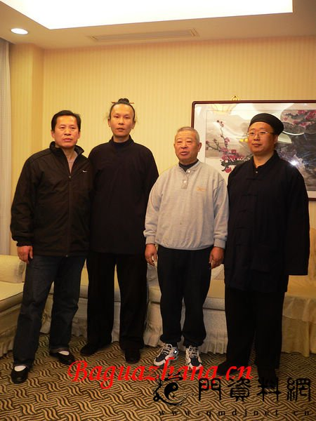 2009年12月2日,心意六合拳名家李云龙先生收徒仪式在京举行。