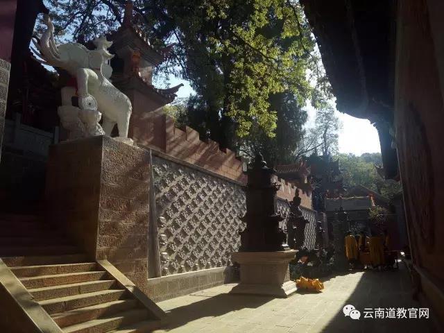 云南省龙泉观二月十九日将举办慈航胜会3