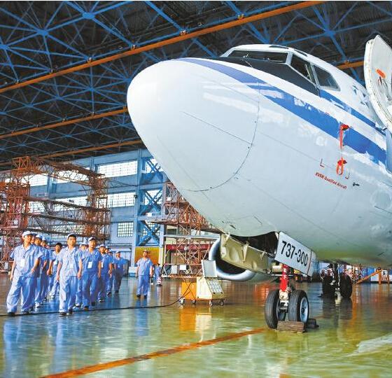 峨眉山旅游學校航空機電設備維修專業