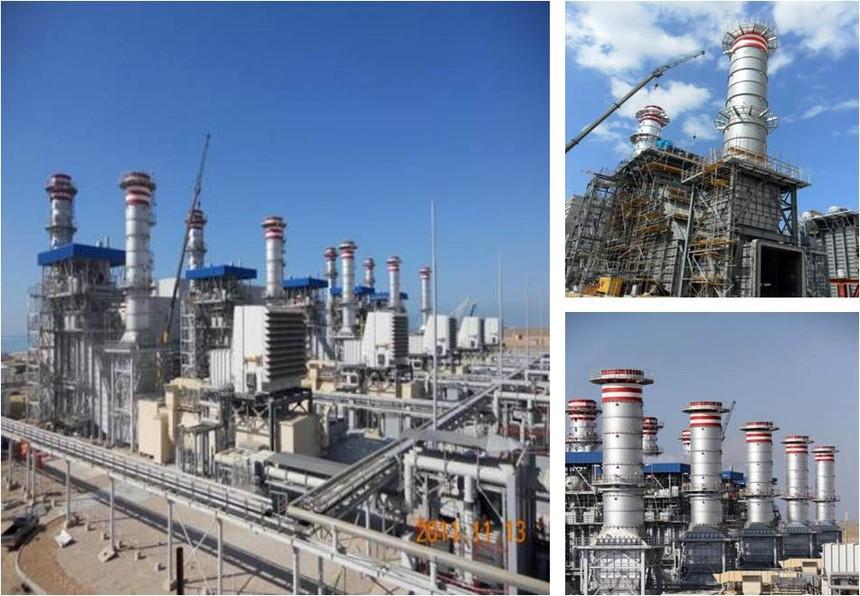 阿曼Salalah 430MW聯合循環電廠工程6FA旁路系統.jpg
