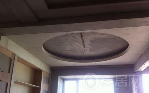 防水石膏板拆卸