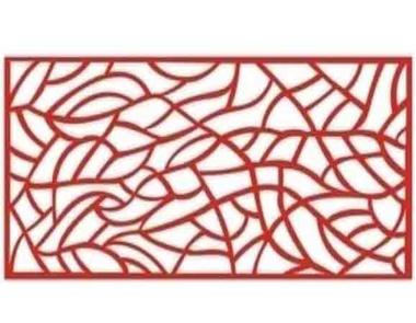 镂空雕花铝单板样式1