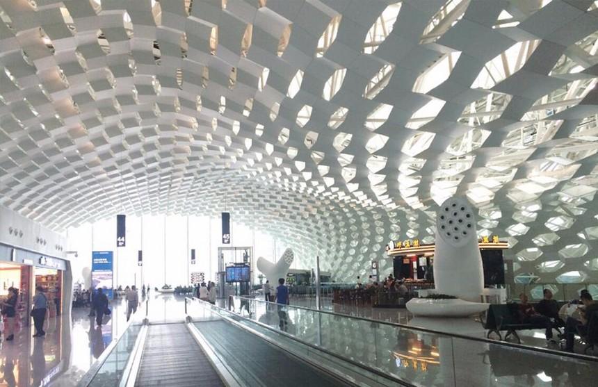 南山机场图片