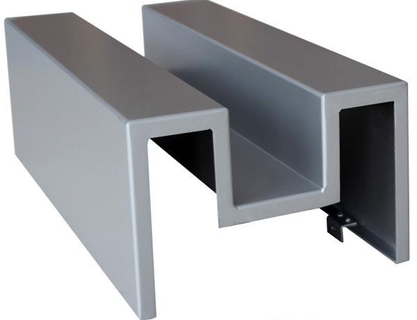 铝方通材料图片