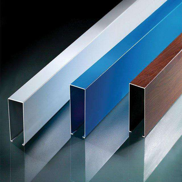 3色款式铝方通