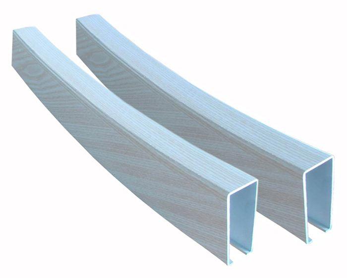 弧形铝方通