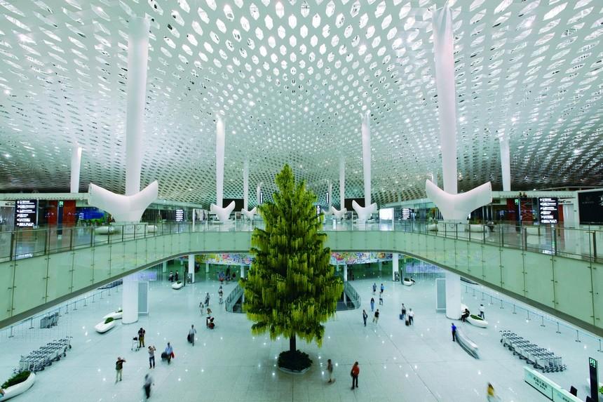 深圳机场案例