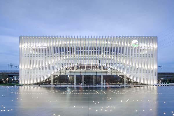 苏州相城规划展示馆