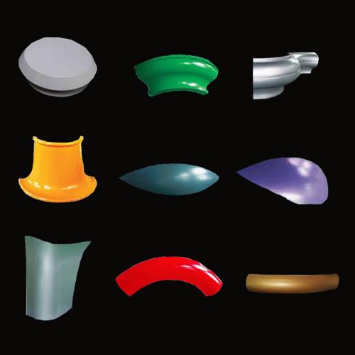 定制款铝单板产品展示