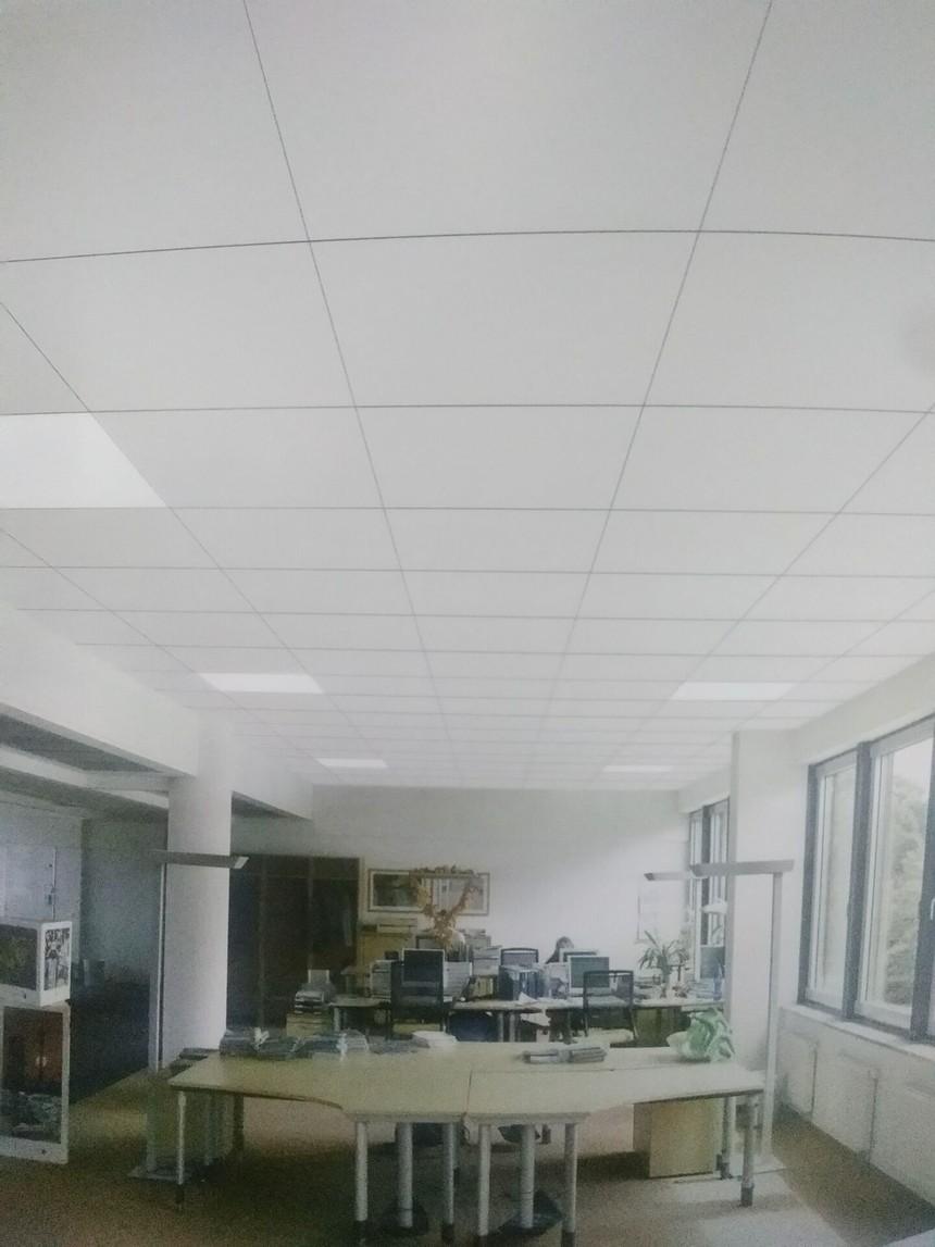 铝扣板吊顶展示