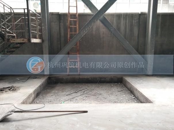 液压货梯钢结构井道如何施工