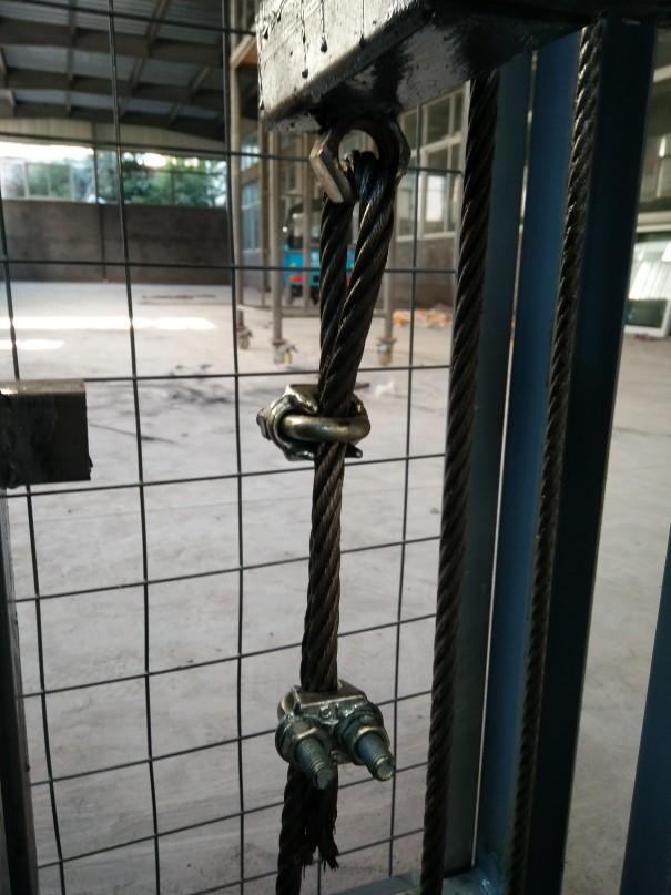 货梯钢丝绳
