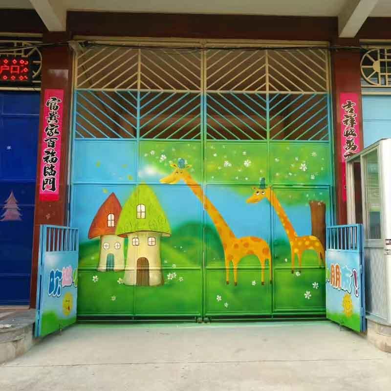 福州幼儿园墙绘