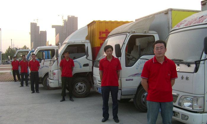 广州工厂长途搬家