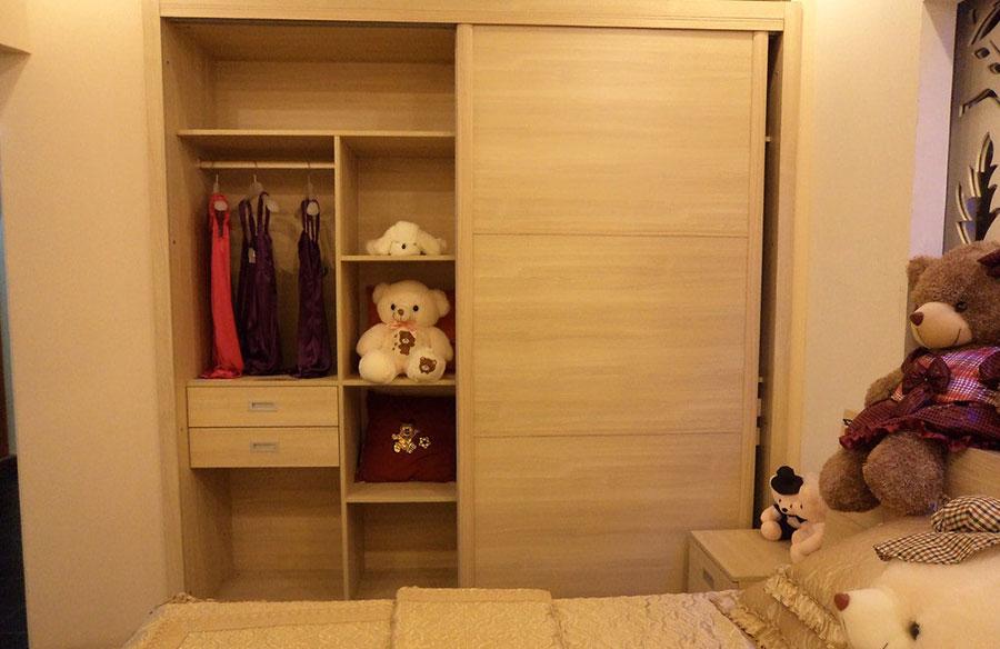 家装中卧室定制衣柜用哪些板材好