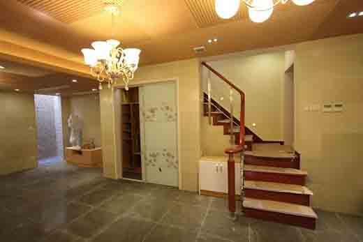 地下楼梯间装修