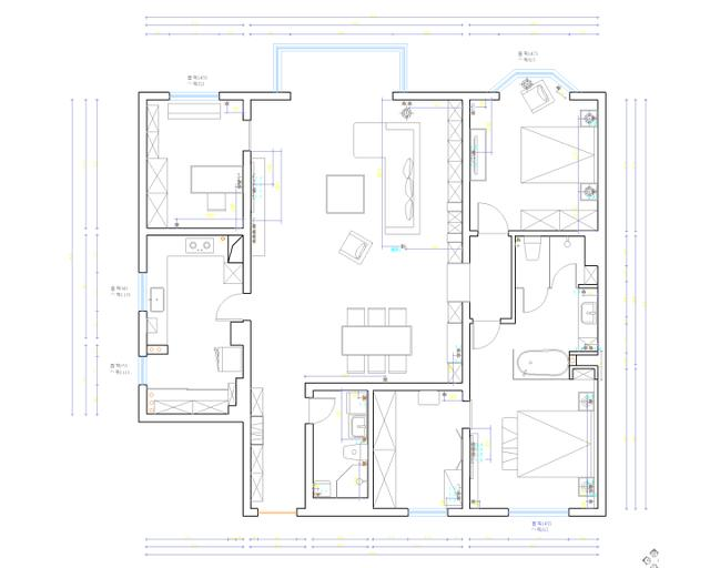 家里装修房子,这样设计开关、插座会让你生活的更舒适