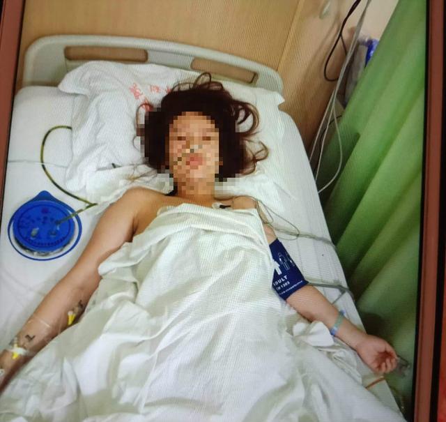 保定一女子人流手术致子宫小肠破裂