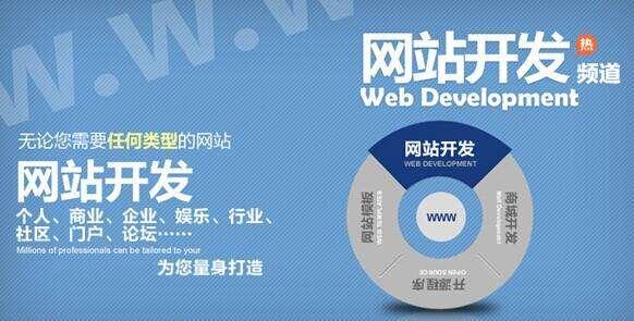 上海网站开发