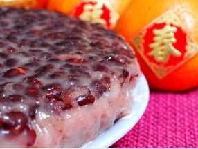 宏远教您芜湖圆糯米做红豆年糕