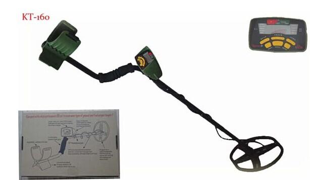 KT-160地下金屬探測器