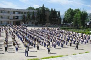 纳雍县中等职业学校图片