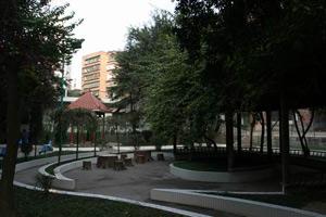 达州中医学校環境